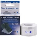 CLEAR ADD LABELS NEW MATERIAL 28*89MM 130CT - 1 ROLL