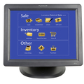 15IN LCD TOUCH 500:1 1024X768 75HZ PT1500MX BLACK USB
