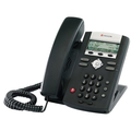 SOUNDPOINT IP 321 SIP POE 2-LINE PHONE (NO AC P/S)