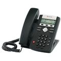 SOUNDPOINT IP 331 SIP POE 2-LINE PHONE (NO AC P/S)