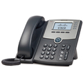 1 LINE IP PHONE WITH DISPLAY POE & PC PORT