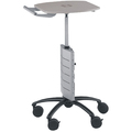 POC CART, HEIGHT ADJUSTABLE W/20 X 20 SU