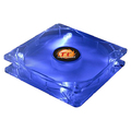 Thermaltake AF0032 Thunderblade Clear LED Basic Fan - 120mm, Blue