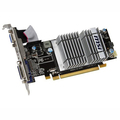 MSI ATI Radeon HD 5450 1GB DDR3 64bit HDMI + DVI-I + D-Sub heatsink HDCP Afterburner LowProfile bracket