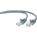 1FT CAT6 GRAY PATCH CORD STRANDED 568A/B