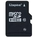 4GB MICROSDHC CLASS 10 FLASH CARD SINGLE PACK W/O ADAPTER