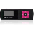 HIPSTREET 4GB MP3 PLAYER - PINK