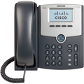 1 LINE IP PHONE W/ DISP POE & PC PT RC