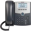 1 LINE IP PHONE W/ DISP POE & PC PT RC