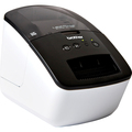 High Speed Label Printer, 93 Per Min, Black/White