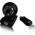 CYBERTRACK V10 WEBCAM 1.3MP   USB 2.0 WL 2.4GHZ W/ MIC ARCSOFT