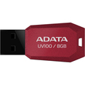 ADATA 8GB USB Stick UV100 Red Mobility