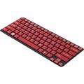 VGPKBV6/RI KEYBOARD SKIN DARK  RED FOR E14 E14P CA SERIES