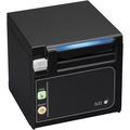 POS FRONT EXIT, BLACK, USB, US