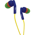 4 Color Earphones (Blue Bottle)
