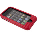 Carbon Fiber Style Protective Case for Apple iPhone 3G/3Gs