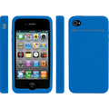 Protective Case for iPhone 4 & 4S - Blue