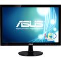 Asus LED VS197T-P 18.5inch Wide 5ms 50000000:1 1366x768 HDCP DVID SPK Retail