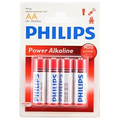 4PK LR6P4B POWER AA ALKALINE BATTERY CASE PACK ONLY