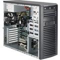 Supermicro SYS-5038A-IL Xeon E3-1200 S1150 C226 4x3.5 4x2.5 HDD PCIE 500W