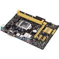 H81M-E, uATX, 4th Core i7/Core i5/Core i3/Pentium/Celeron, Socket 1150, Intel H8