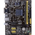ASUS motherboards This powerful and innovative motherboard supports both dual- and quad-core AMD Athlon and Sempron SoC (system-on-a-chip) APUs integrating Radeon HD graphics and support for HD video playback. This revolutionary APU (Accelerated Processin