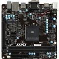 MSI MB AM1I AMD AM1 Athlon Sempron 32G DDR3 PCIE USB SATA VGA HDMI DVI MiniITX