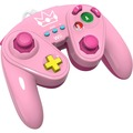 WIIU WIRED FIGHT PAD - PEACH