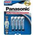 PLAITINUM POWER ALKALINE AAA 4PK