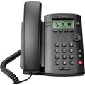VVX101 1LINE DESKTOP PHONE POE WITH SINGLE 10/100 ETHERNET PORT IN