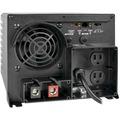 POWERVERTER APS 1250 1250W UPS INVERTER 2OUTLET 12VDC-120VAC