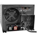 POWERVERTER APS 750 750W UPS INVERTER 2OUTLET 12VDC-120VAC