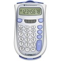 8-Digit Pocket Calculator,Dual Pwr,3-1/5\