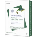 "Hammermill Paper for Color Inkjet, Laser Laser Paper - Letter - 8 1/2"" x 11"" - 60 lb Basis Weight - Ultra Smooth - 250 / Pack - White"