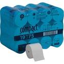 G-P Compact® Coreless, 2-Ply White Coreless Bath Tissue