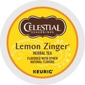 Celestial Seasonings® - Lemon Zinger Herbal Tea K-Cup® Packs