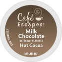Cafe Escapes® - Milk Chocolate Hot Cocoa K-Cup® Packs