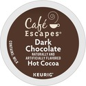 Cafe Escapes® - Dark Chocolate Hot Cocoa K-Cup® Packs