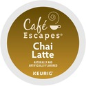 Cafe Escapes® - Chai Latte K-Cup® Packs