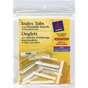 Index Tabs & Page Markers