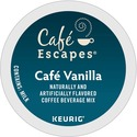 Cafe Escapes® - Cafe Vanilla K-Cup® Packs