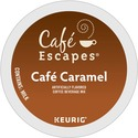 Cafe Escapes® - Cafe Caramel K-Cup® Packs