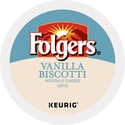 Folgers Gourmet Selections® - Vanilla Biscotti K-Cup® Packs
