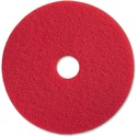 "Genuine Joe 17"" Buffing Floor Pad"