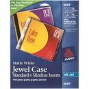 Avery&reg Jewel Case Insert