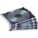 Fellowes Thin CD/DVD Jewel Cases