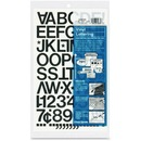 Chartpak Vinyl Helvetica Style Letters/Numbers