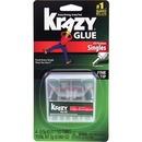 Elmer's Single-use Tubes Instant Krazy Glue