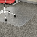 Lorell Low Pile Wide Lip Economy Chairmat
