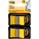 "Post-it® Flags, 1"" Wide, Yellow 2-pack"